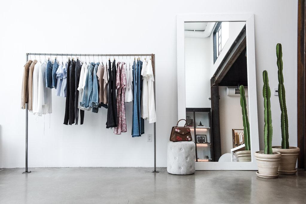 Anine Bing LA store