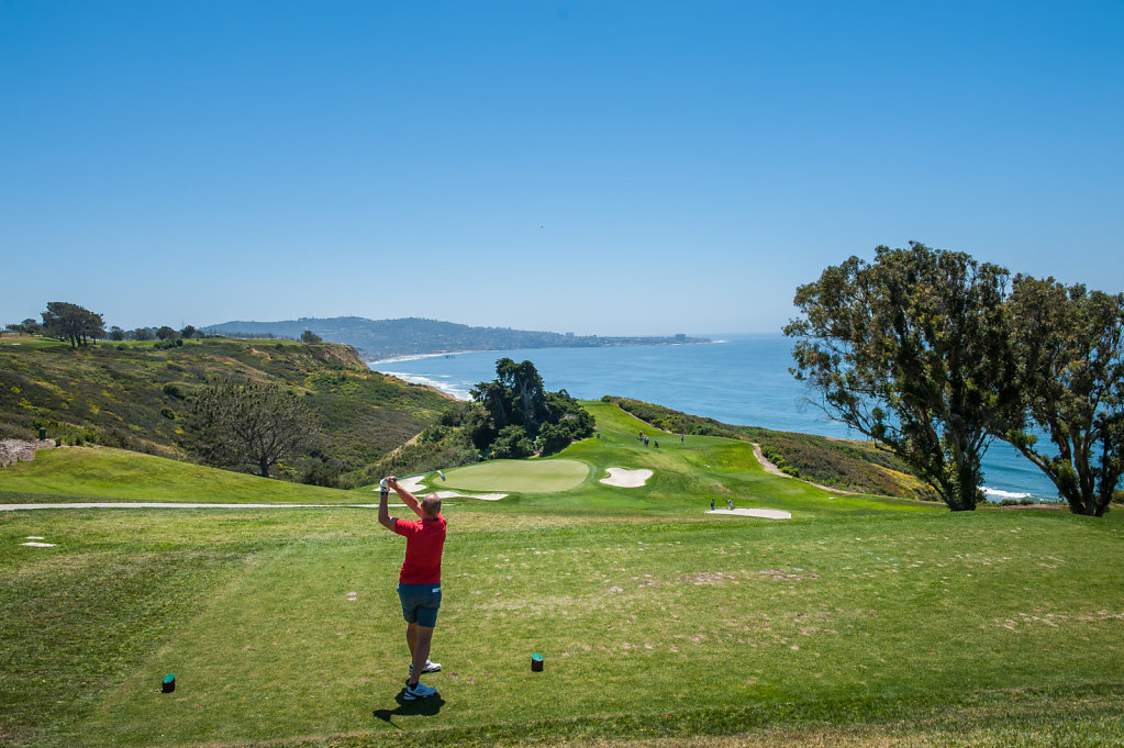Dagens Industri - Torrey Pines Golf course